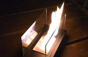 焚き火 暖炉 バイオエタノール